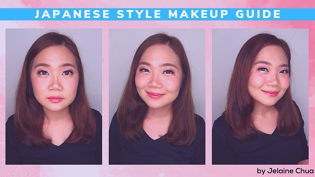 A Japanese-style Makeup Guide